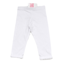 Fehér pamut leggings-98