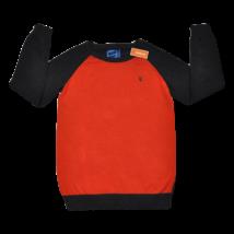 Grafit ujjú pulóver (164)