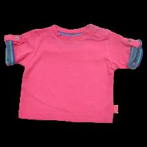 Pink rövid ujjú póló (62)