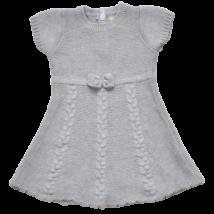 Szürke kötött ruha (80)