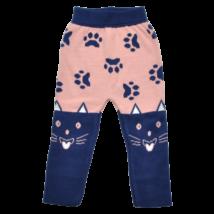 Kötött cicás leggings (80)