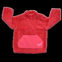 Lazac színű pulóver (80-86)