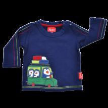 Pingvines kék pulóver (74)
