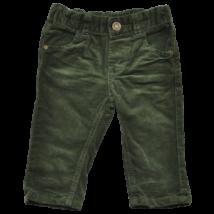 Zöld kordnadrág (62)