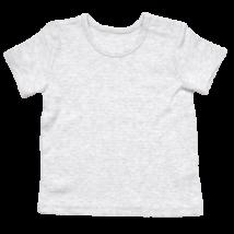 szürke csíkos baba póló
