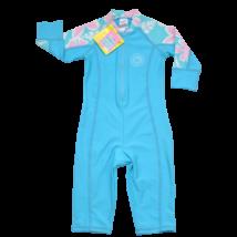 Kék UV szűrős fürdőruha (80)