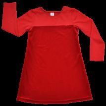 Piros plüss ruha (110)