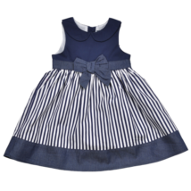 Csíkos nyári ruha (80)