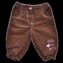 barna bébi nadrág