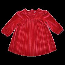Piros plüss alkalmi ruha (68)