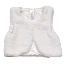 Fehér prém bolero (86)