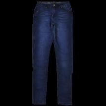 Kék stretch farmernadrág (152)