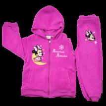 Ciklámen Minnie melegítő szett (86)