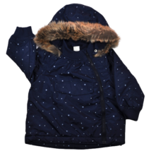 H&M csillagos átmeneti kabát (80)