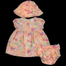C&A nyári ruha szett babáknak-62