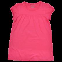Rózsaszín pamut póló 146-152-es méretben.