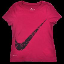 Rózsaszín Nike gyerek póló-122-128