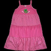 Bonprix rózsaszín nyári gyerekruha.
