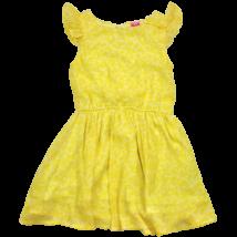 Sárga kislány nyári ruha.
