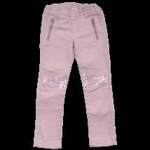 H&M rózsaszín farmernadrág-104-es méretben