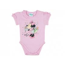 Minnie rózsaszín fodros body (62)