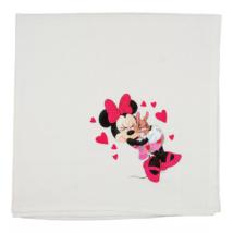 Minnie nyuszis textil pelenka