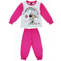Minnie és unikornis pizsama (98-116)