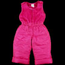 Rózsaszín lány sínadrág (104-122)