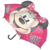 Minnie 3D mintás esernyő