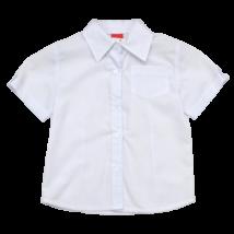 Alkalmi rövid ujjú fiú ing (128)