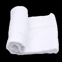 Fehér textil pelenka