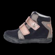 Indigókék csillagos cipő (25-30)