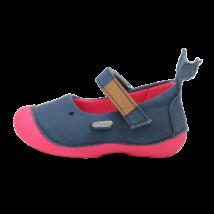 Bálna vászon nyitott cipő (19-24)