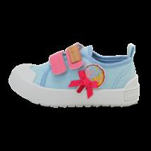 Nyalókás kék vászoncipő (20-25)