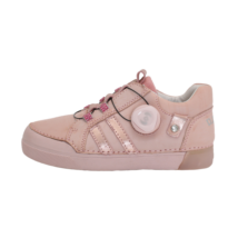 Rózsaszín dial to walk cipő (31-36)
