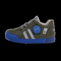 Szürke-kék dial to walk cipő (31-36)