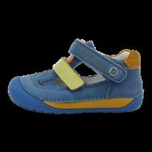 Kék barefoot nyitott cipő (20-25)
