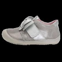 Masnis ezüst barefoot cipő (31-36)
