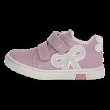 Supinált lila masnis cipő (30-35)