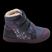 Lila bélelt cipő (25-30)