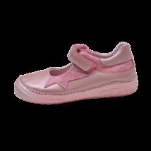 Rózsaszín nyitott cipő (25-30)