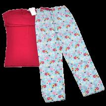 Virág mintás pizsama (140)
