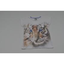 Tigris mintás póló (140)