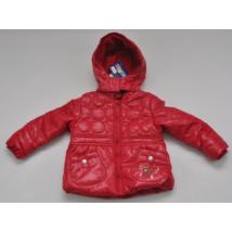 Piros kapucnis kabát (86-92)