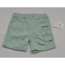 Zöld csíkos rövidnadrág (68)
