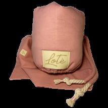 Loté-Hoppla rózsaszín bevásárlókocsi üléshuzat.