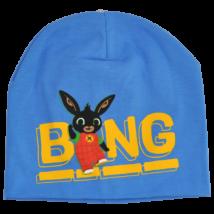 Bing nyuszi kék pamut sapka fiúknak.