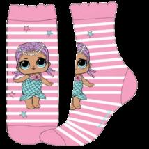 LOL SURPRISE gyerek zokni lányoknak.