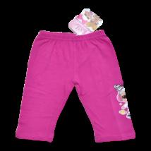 Lila L.O.L. 3/4-es leggings (104-140)