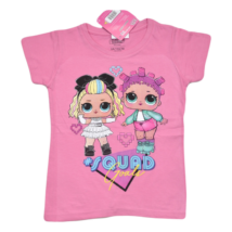 L.O.L rózsaszín póló (116)
